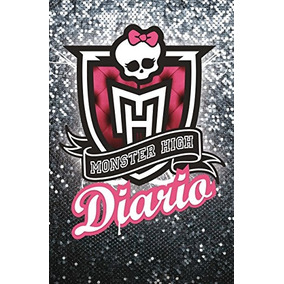 Libro Monster High: Diario - Nuevo