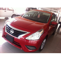 Nissan Versa Sense 1.6 0km 4puertas Oferta Precio Contado A