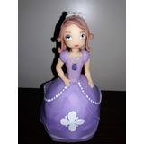 Souvenirs En Porcelana Fria De La Princesita Sofia De Disney
