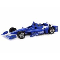 Fórmula Indy Tony Kanaan Nttdata 2016 Greenlight 1:18 10985