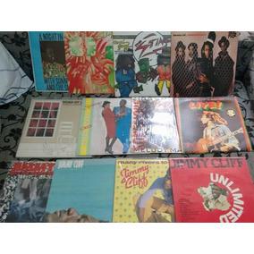 Lote 11 Lps Reggae Importad Exc Est R$ 800,00 Exc Estado