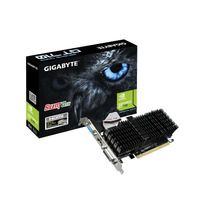Gigabyte /video Nvidia Geforce Gt 710 2gb Ddr3 Gv-n710sl-2gl