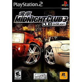 Midnight Club 3: Dub Edition - Ps2 Patch + Encarte