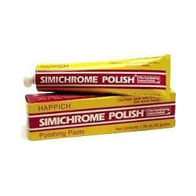 Pasta Para Pulir Metales Simichrome Polish 50 Grs
