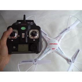 Drone Quadricoptero Zen Explorer 2.4 Ghz 31 Cm Recarregavel