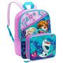 Bolso Para Niñas Disney Frozen Con Lonchera