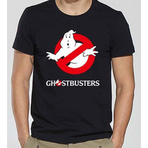 Playera O Camiseta Ghostbusters Pelicula Caza Fantasmas