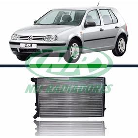 Radiador Golf 1999 Em Diante Audi A3 1.6 1.8 T Com Ar