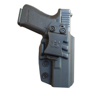 Funda Pistolera Kydex Houston Glock 19 Interna