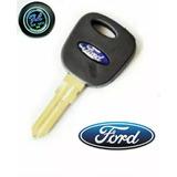 Llave Con Chip Ford Fiesta 2004-12 Y Ecosport 2004-09