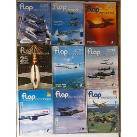 Revista De Aviação Flap Internacional Edição Especial C/15