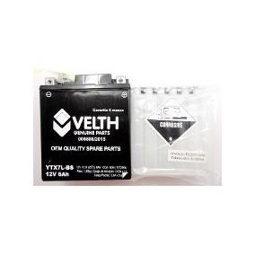 Bateria Velth Ytx7-bs Fazer/cb300/twister Hornet 05 A 07