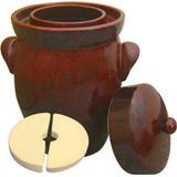 K Y K Keramik - Fabricación Alemana Fermentar Olla De Barro