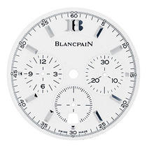 Blancpain Leman Cronógrafo Flyback Mm Dial De Reloj De 38