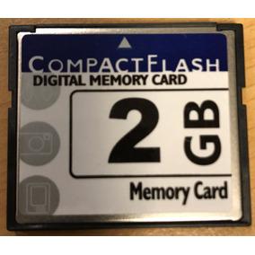 Memoria Compact Flash 2gb Ideal Uso Industrial Y Maquinaria