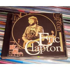 Eric Clapton Compilado Musimundo Cd Argentino Kktus