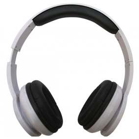 Headphone Stereo S/fio Branco C/bluetooth 1761 (10675)
