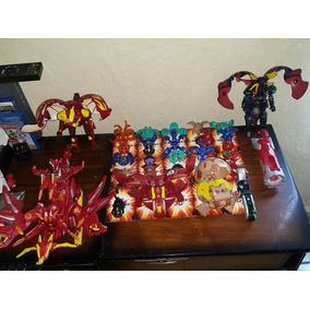Colección De Bakugan (26) Y Colossus Dragonid