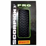 Pneu 29 Pirelli Scorpion Pro Aro 29x2.20 Kevlar Bike Mtb