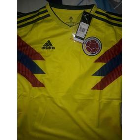 Camisa De Colombia Edicion Mundial 2018