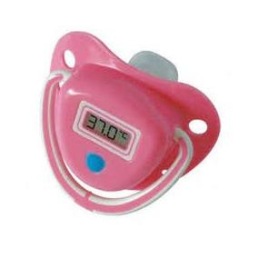 Chupon Termometro Digital