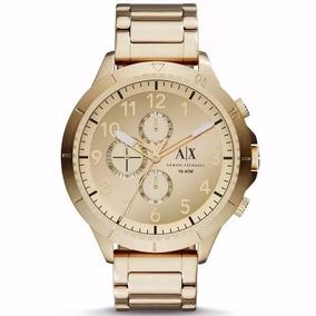cdc0e021079 Relogio Armani Exchange Aco Envelhecido - Relógio Masculino no ...