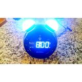 Reloj Depertador Radio Y Lampara Electrohouse