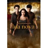 Dvd - Lua Nova - A Saga Crepúsculo - Edição Especial - Novo