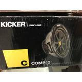 Subwoofer Kicker 10 C