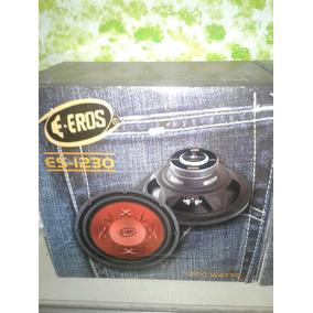 Auto Falante Eros Es1230 12 Pol. Especificação Na Foto Novo!