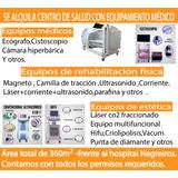 Alquilo Consultorios Traspaso Centro Medico Equipos Medicos
