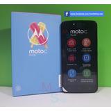 Celular Motorola Moto C Plus Libre 16gb 4000mah!!!