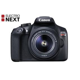 Cámara Digital Canon Eos Rebel T6 Kit 18-55 Mm