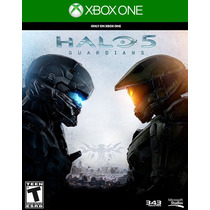 °° Halo 5 Guardians Para Xbox One °° En Bnkshop