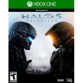 °° Halo 5 Guardians Para Xbox One °° En Bnkshop