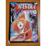 Masaka #1 Revista Manga Anime 90s Peru Sugoi Vampire Hunter