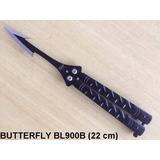 Canivete Tatico Faca Butterfly Borboleta Arpão Bl900b