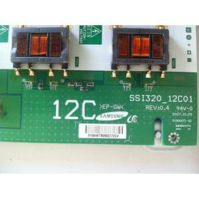 Tarjeta Inverter Tv Lcd Sony Kdl-32l4000 (ssi320_12c01)