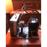 Compresor Con Unidad Condensadora