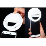 Aro Luz Led Selfie Iphone Samsung Flash Android Universal