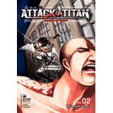 Manga, Kodansha, Attack On Titan 2