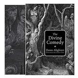 Livro Divina Comédia Em Inglês - Ed. De Luxo Dante Alighieri
