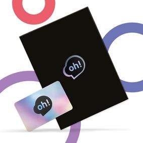 Tarjeta Oh! Gift Card $3000. Holder Premium