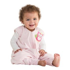 Saco Dormir Bebé Halo Early Walker Extra Grande -rosa