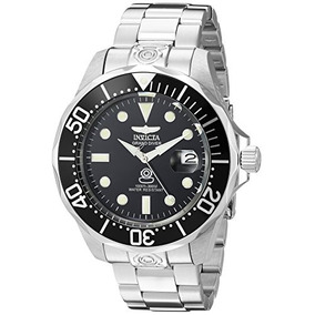 Invicta Mens 3044 Stainless Steel Grand Diver Automatic Watc