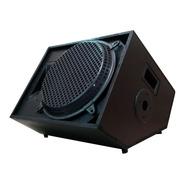 Caixa Acústica Som Retorno Palco 225w Rms Passiva Music Way
