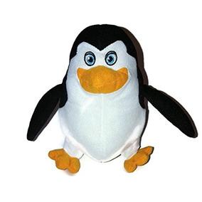 Skipper 6 Pulgadas Pingüinos De Madagascar Peluche De Peluc