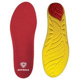 Sof Sole Arco Confort Comfort High Arco Zapato Plantilla, T