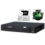 Dvr Gravador Digital Intelbras Mhdx 1008 Hdcvi 8 Canais G3