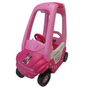 Carro Paseador Para Bebe Disney Minnie J015